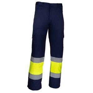 Pantalón ligero de alta visibilidad - Prima Wind3