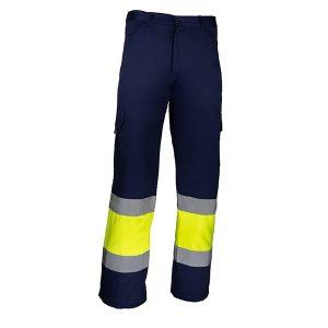 Pantalón ligero de alta visibilidad - Prima Wind3 Plus con forro térmico