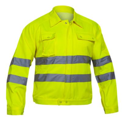 Cazadora de alta visibilidad amarillo Prima Roadway3