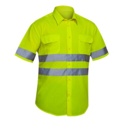 Camiseta de manga corta de alta visibilidad Prima Sunway2