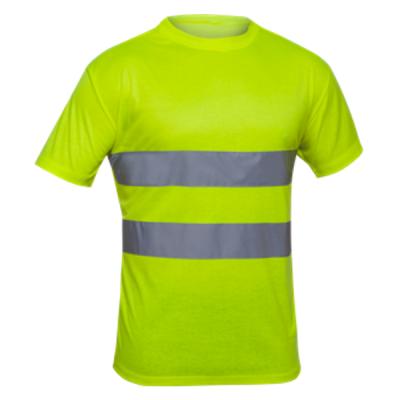 Camiseta amarilla de alta visibilidad Prima Ursa
