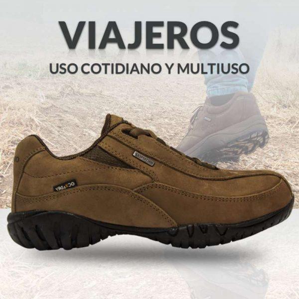 Oriocx Calzado Viajeros