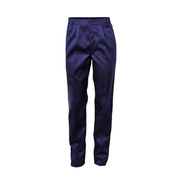 pantalon algodon ignifugo marino
