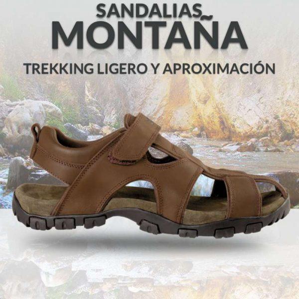 Oriocx Sandalias Montaña