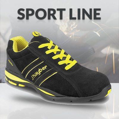 Jhayber Sport Line