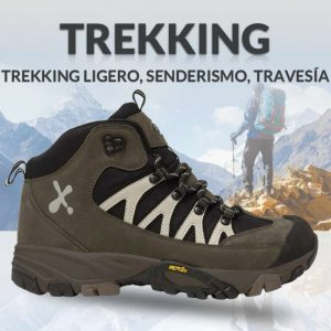 Oriocx calzado trekking