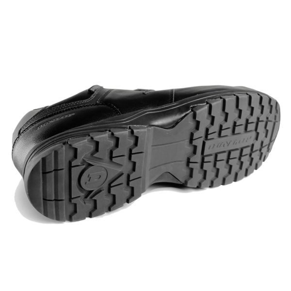 Calzado de seguridad Dunlop Flying Wing A/B Negro O3