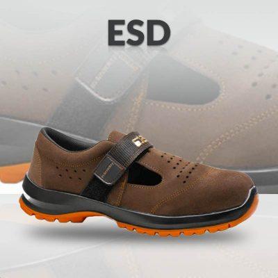Calzado Robusta ESD