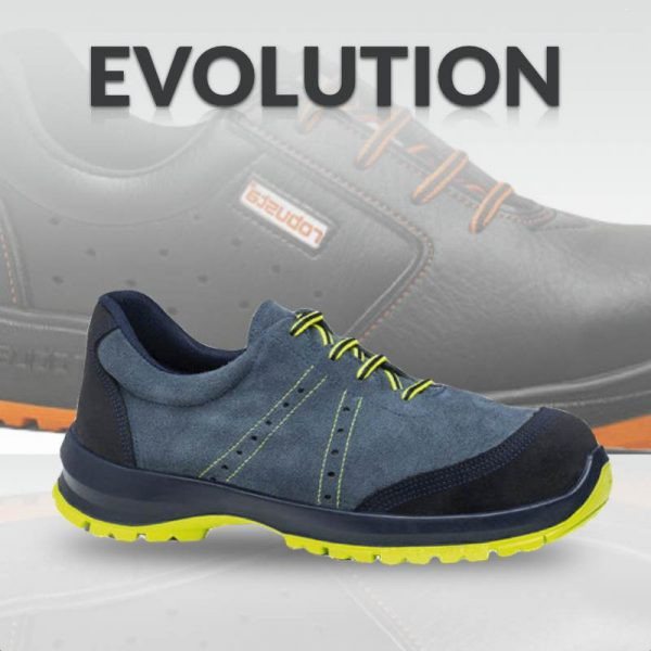 Calzado Robusta Evolution