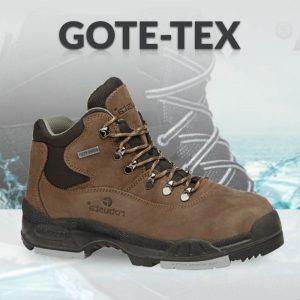 Calzado Robusta Gore-Tex