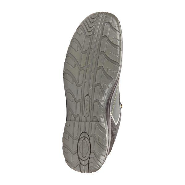 Calzado de seguridad Diadora Blitz Mid Gris Castillo S3 SRC Unisex