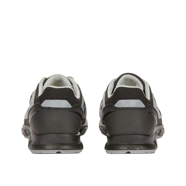 Calzado de seguridad Diadora Flex Mid Black S3 SRC ESD Unisex