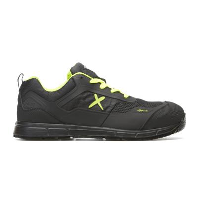 Zapato de seguridad Exena AIR BALANCE ANDRE BLACK S3 SRC Unisex
