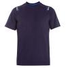 Camiseta elástica Sparco Trenton Azul