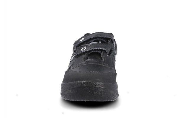 Calzado de seguridad Paredes TRABAJO Estrella velcro negra O1 SRA