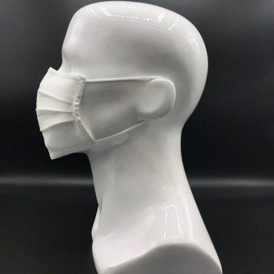 Mascarilla Higiénica Reutilizable Blancas 60 unidades