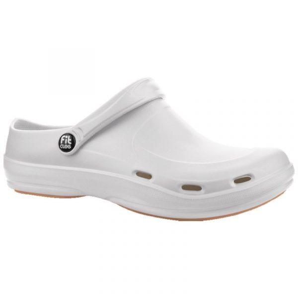 dunlop fitclog basic 001 blanco