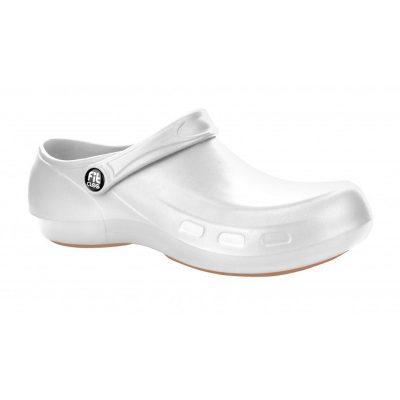 Zueco Dunlop Fitclog Power 003 Blanco
