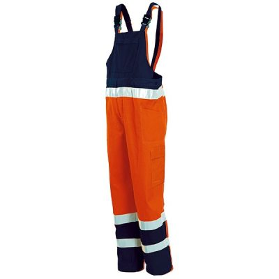 Peto AV Starter naranja-azul