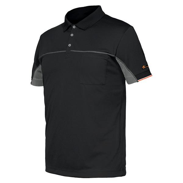 Polo Starter Extreme negro