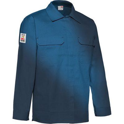 Camisa M-pro Permanente Starter azul