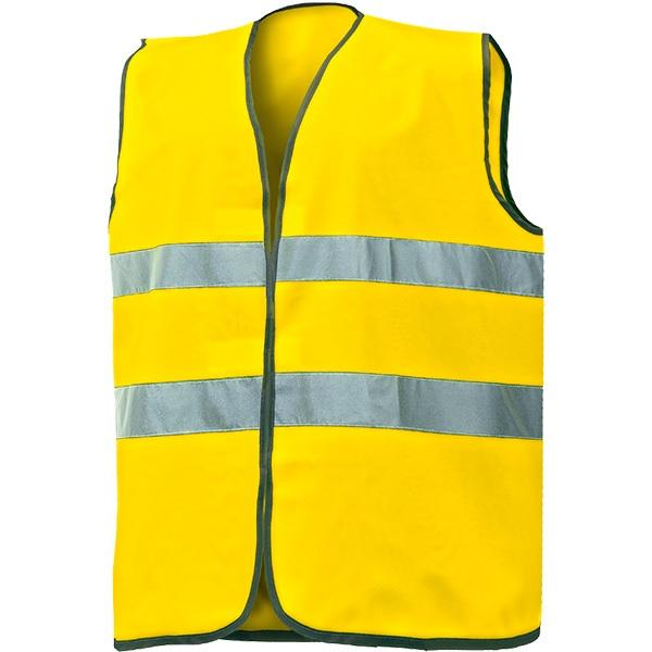 Chaleco AV  Starter  amarillo