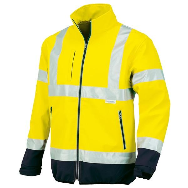 Chaqueta de alta visibilidad Starter Flash amarillo