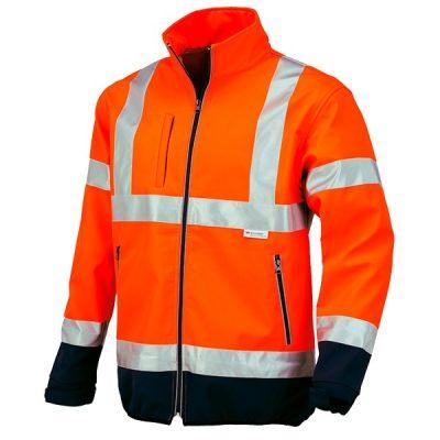 Chaqueta de alta visibilidad Starter Flash naranja