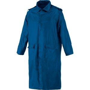 Gabardina impermeable de poliéster Starter azul
