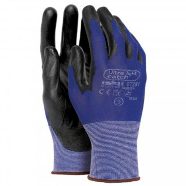 Guante Starter Ultra Light Catch azul-negro