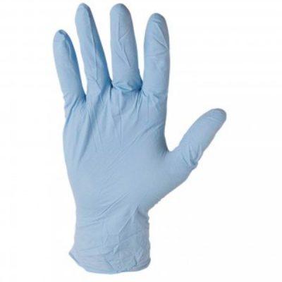 Guantes de Monouso de Nitrilo AQL 1,5 azul