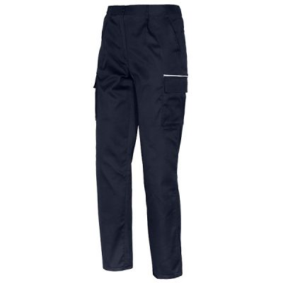 Pantalon Starter Euromix azul de poliéster y algodón.