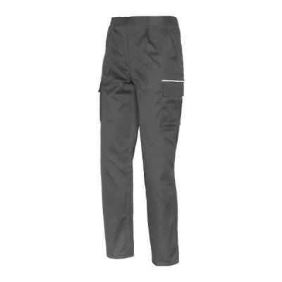 Pantalon Starter Euromix gris poliéster y algodón.