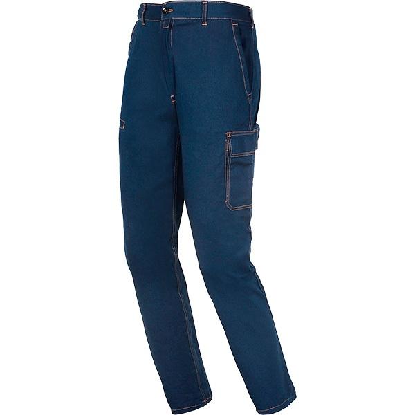Pantalon Starter Europa Top azul
