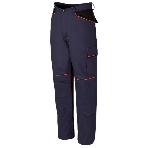 Pantalón de trabajo  Starter Shot azul