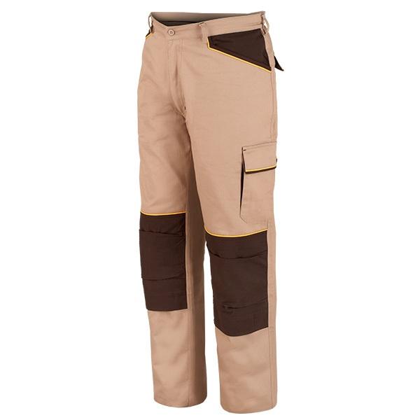 Pantalón de trabajo  Starter Shot beige