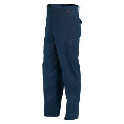 Pantalón de trabajo Starter Summer azul algodón.