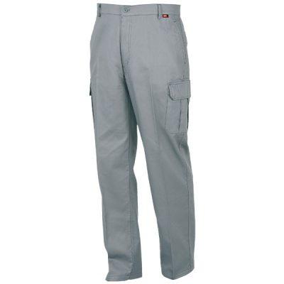 Pantalón de trabajo  Starter Summer gris algodón.