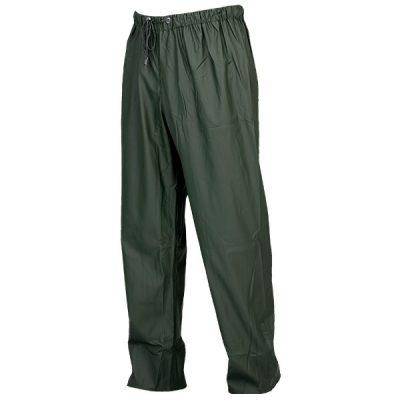 Pantalón impermeable de poliéster Starter verde
