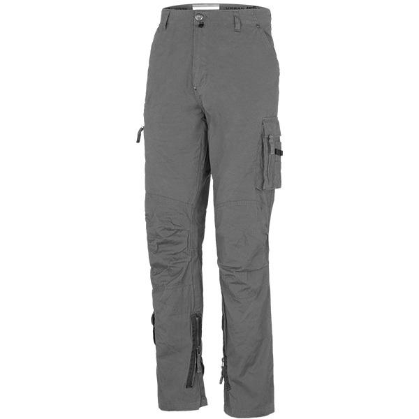 Pantalón de trabajo  multibolsillos Starter Raptor gris