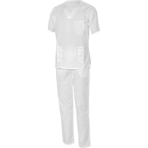 Pijama sanitario Starter blanco