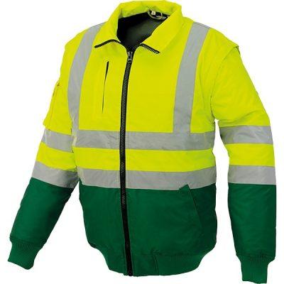 Pilot alta visibilidad bicolor Starter amarillo-verde