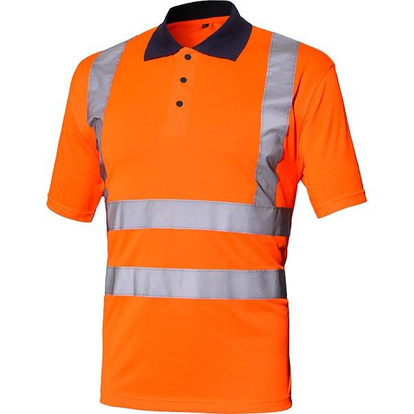 Polo AV Starter Básico naranja