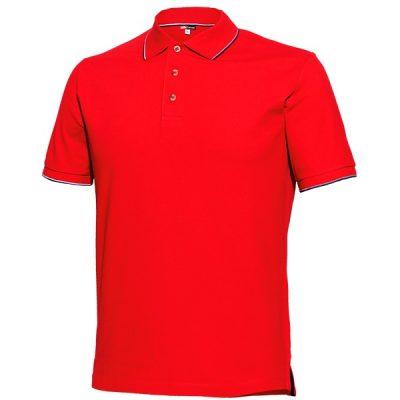 Polo Starter Stretch Portofino rojo