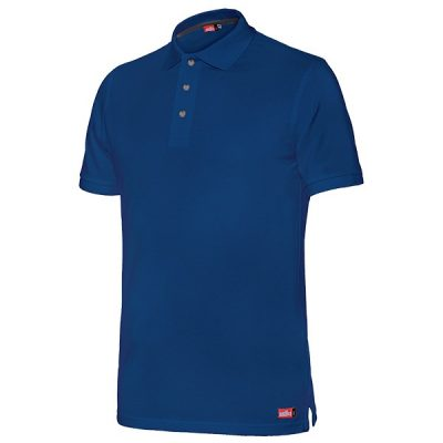Polo manga corta Starter Capri azul