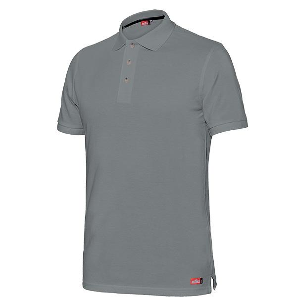 Polo manga corta Starter Capri gris