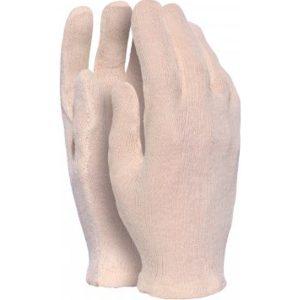 guante en tejido ligero de algodón Starter blanco