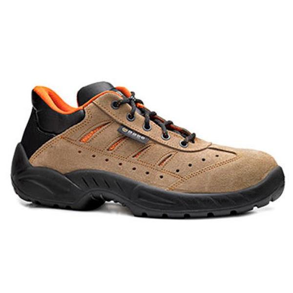 Zapatos de seguridad BASE B0165 PADDINGTON S1P SRC