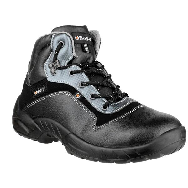 Zapatos de seguridad BASE B0167 PIGALLE S3 SRC