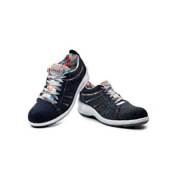 Zapatos de seguridad BASE B0321B TIFFANY S1P SRC
